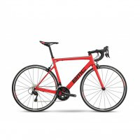 ВЕЛОСИПЕД ШОССЕЙНЫЙ BMC TEAMMACHINE ALR01 TWO RED/BLACK/GREY 105 2018