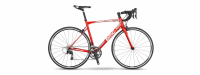 Велосипед шоссейный BMC TEAMMACHINE SLR03 ONE RED/BLACK/GREY 105 2018