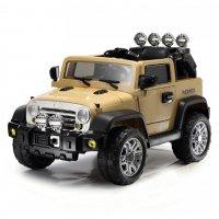 Радиоуправляемый детcкий электромобиль Jiajia JJ235A Beach Jeep Khaki 12V