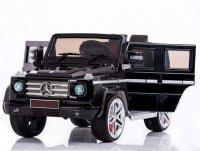 Радиоуправляемый детcкий электромобиль Dongma-DMD Mercedes Benz G55 Black