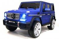 Радиоуправляемый детcкий электромобиль Adile Mercedes Benz G65 Blue