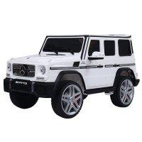Радиоуправляемый детcкий электромобиль Adile Mercedes Benz G65 White