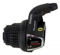 Шифтер для велосипеда Shimano Tourney RS35, левый, 3(SIS)скорости, трос 1800мм