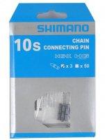 З/ч к цепи SHIMANO, 10 скоростей, соединит штифт, 3 шт, подходит к CN7900/7801/6600/5600