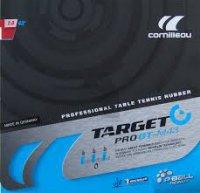 Накладка Cornilleau Target Pro GT M 43 max (красный)