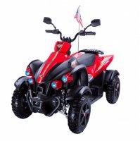 Детский спортивный электроквадроцикл Dongma-DMD Dongma ATV Red 12V - DMD-268B