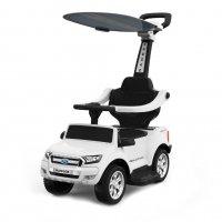 Детский электромобиль - каталка Dake Ford Ranger White