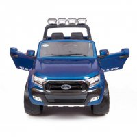 Детский электромобиль Dake Ford Ranger Blue 4WD MP4