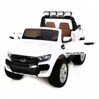 Детский электромобиль Dake Ford Ranger White 4WD