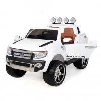 Детский электромобиль Dake Ford Ranger White