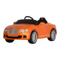 Радиоуправляемый электромобиль Rastar 82100 Bently Continental GTC 12V Orange