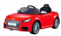Радиоуправляемый электромобиль Rastar 82500 Audi TTS Roadster Red