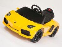 Радиоуправляемый электромобиль Rastar Lamborghini Aventador LP 700-4 Yellow