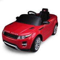 Радиоуправляемый электромобиль Rastar Land Rover Evoque 12V Red