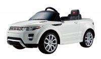 Радиоуправляемый электромобиль Rastar Land Rover Evoque 12V White