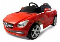 Радиоуправляемый электромобиль Rastar Mercedes SLK Red CLASS 2010