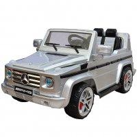 Радиоуправляемый электромобиль-джип Dongma-DMD DMD-G55 Mercedes-Benz AMG Silver 12V 2.4G