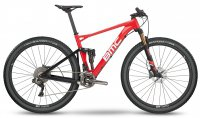 Велосипед BMC MTB Fourstroke 01 XTR red/white/black (2018)