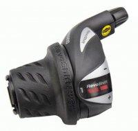 Шифтер Shimano Tourney RS36, 3 скорости, 1800 мм