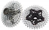Кассета велосипедная SRAM PG-1030, 10 скоростей, алюминий, 11-36T