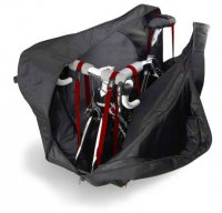 Велосипедный чехол Scicon AeroComfort 2.0 TSA, 118*25*90, черный