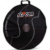 Чехол для колес Scicon Single, черный