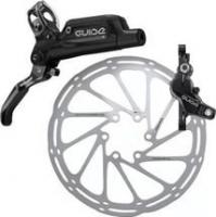 Тормоз велосипедный передний SRAM Guide R Gloss Black Front, 950mm
