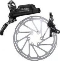 Тормоз велосипедный задний SRAM Guide RS Gloss Black Rear, 1800mm