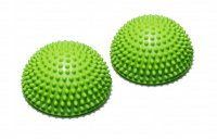Полусфера Original Fit.Tools массажно-балансировочная (набор 2 шт) зеленый