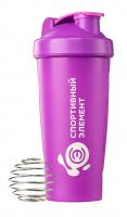 Спортивный шейкер Иолит S01-600 Спортивный элемент фиолетовый