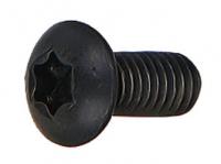 Болты для крепления тормозного диска 12 шт. чёрные. BENGAL В блистере