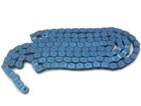 """Цепь MK918, 1 ск., 1/2""""X1/8""""X102 YBN халфлинковая синяя, высокопрочные пины, высокая прочность на разрыв"""