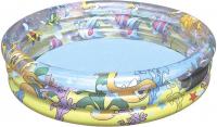 Бассейн надувной круглый Bestway 51008
