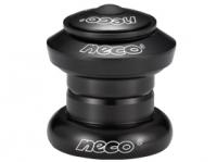 """Рулевая H867W безрезьбовая, 1-1/8""""х 34х30, высота 31±0,5мм NECO алюминий/сталь, подшипники 5/32""""x22x2шт., назначение: МТВ, АТВ, Trekking, Comfort"""