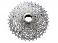 Кассета  SHIMANO cs-m770 xt 9 скоростей, 11-12-14-16-18-21-24-28-32, алюминиевый паук, 264г, без уп.