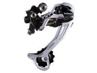 Велосипедный переключатель скоростей  SHIMANO задний rd-m772-gs deore xt, 9 скоростей, обычная тяга, низкий профиль shadow, ёмкость 35 зубов, вес 227г, без уп.