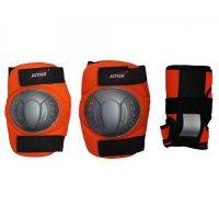 Защита локтя, запястья, колена Action PWM-360 р.M