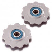 Ролики заднего велопереключателя Tacx 11 зубов, керамика