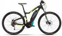 Велосипед Haibike SDURO HardNine 5.0 400Wh 20-Sp Deore (2017)