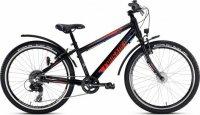 Велосипед Puky Crusader 24-8 Alu 4866 black