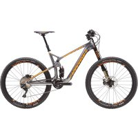 Велосипед Cannondale 27.5 Trigger Carbon 2 (2016)