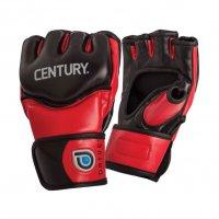 Перчатки тренировочные Century red-black