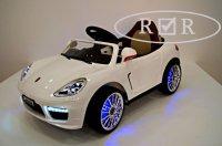 Электромобиль RiVeRToys Porsche Panamera  A444AA (кожа) с дистанционным управлением