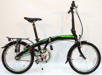 Велосипед Dahon Curve i3 Obsidian (2016)