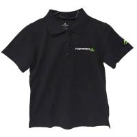 Футболка Merida Polo-Shirt Black кор.рукав