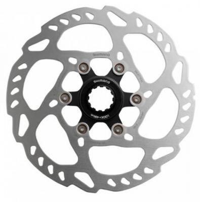 Ротор велосипедный SHIMANO SLX, RT70, 203мм, C.Lock