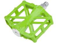 Педали mlg-CK36 алюминиевые, 92х94,5х15мм, ось CrMo MALAGE 2 промподшипника, вес 420г
