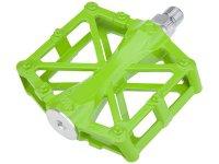Педали  TBS mlg-CK36 алюминиевые, 92х94,5х15мм, ось CrMo, 2 промподшипника, вес 420г