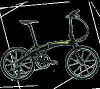 Велосипед Dahon Mu SL11 (2017)