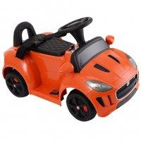 Детский электромобиль-каталка Dongma Jaguar F-Type Convertible Orange 6V 2.4G - DMD-238